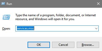 service configuration on Windows 10 for ui Failed to Load